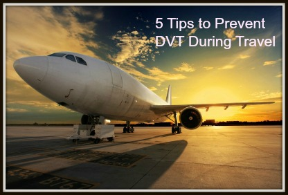 Prevent DVT during travel