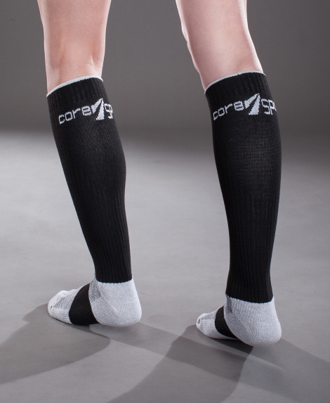 CSP-Female-Socks-Black